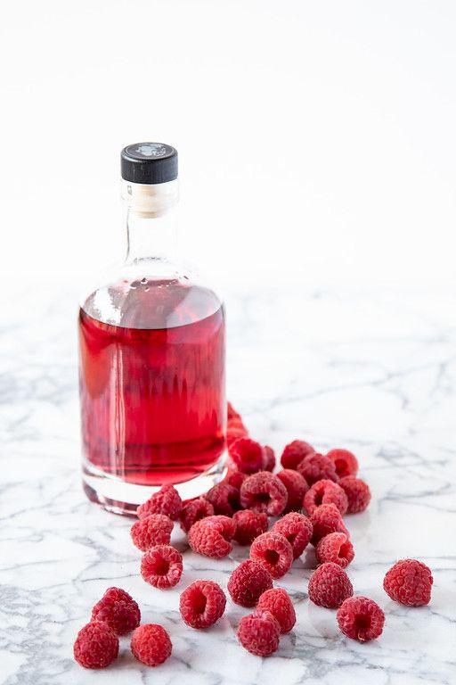 Raspberry Vodka #raspberryvodka