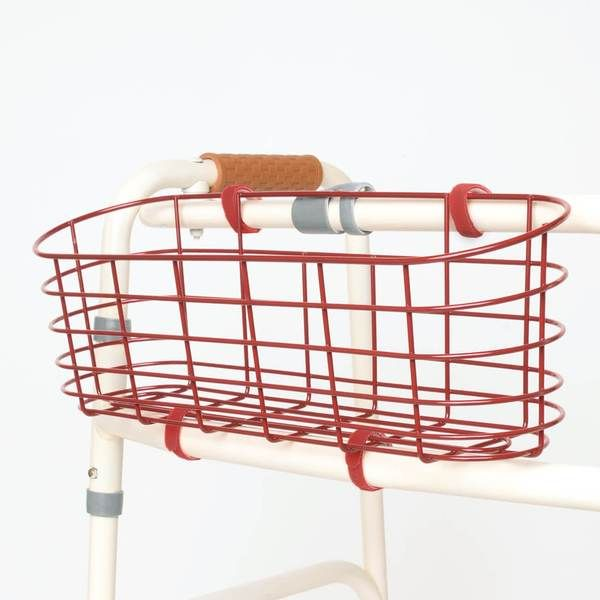 Finally - A Walker Basket With Colour!