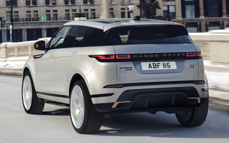 Land Rover Range Rover Evoque Autobiography 2021 Range Rover Evoque Range Rover Land Rover