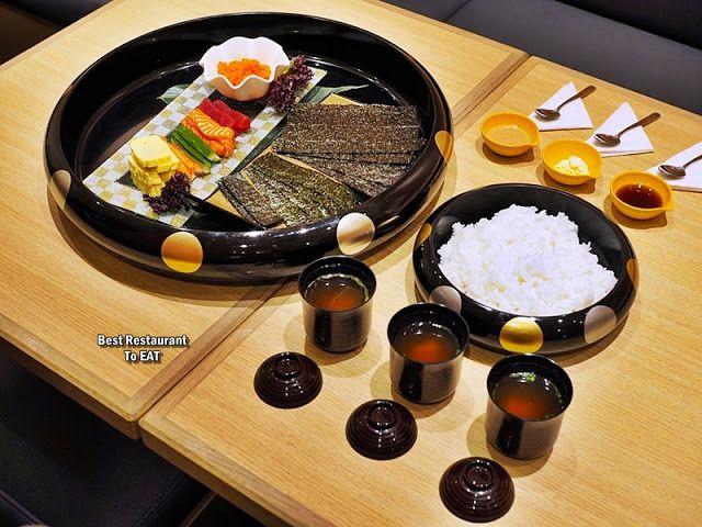 Umai Sushikan Lot 10 J S Gate Dining Make Your Own Sushi Promotion Make Your Own Sushi Food Food Blog