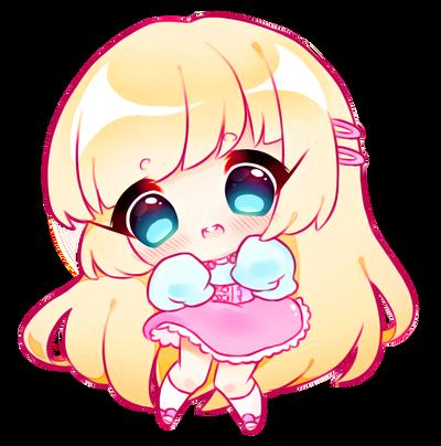 At Stella By Sugarmiki On Deviantart Chibi Anime Kawaii Cute Anime Chibi Cute Kawaii Drawings