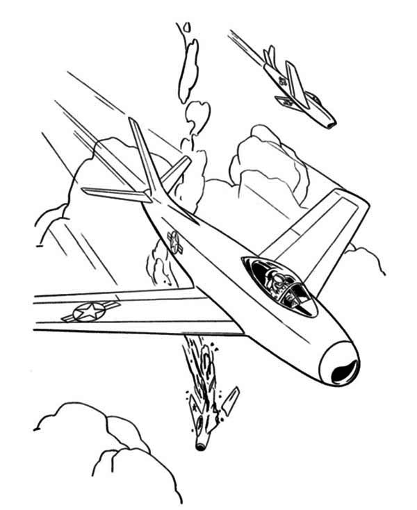 Jet Fighter Airplane Coloring Page Download Print Online Coloring Pages For Free Color Nimbus Airplane Coloring Pages Train Coloring Pages Coloring Pages