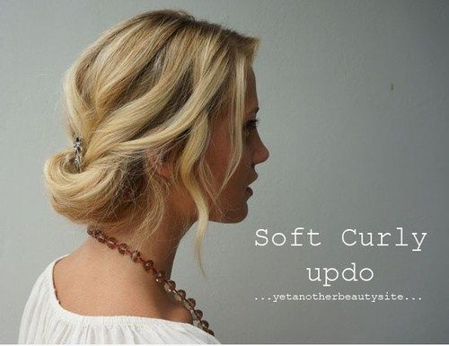 30 Quick and Easy Updos for Long Hair images