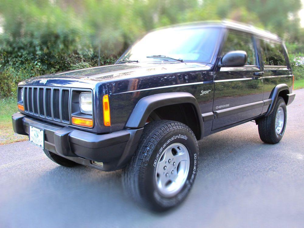 Ebay 1997 Jeep Cherokee Sport 1997 Jeep Cherokee Sport 4x4