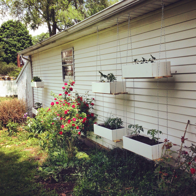 My newest hanging garden. I'm in love.