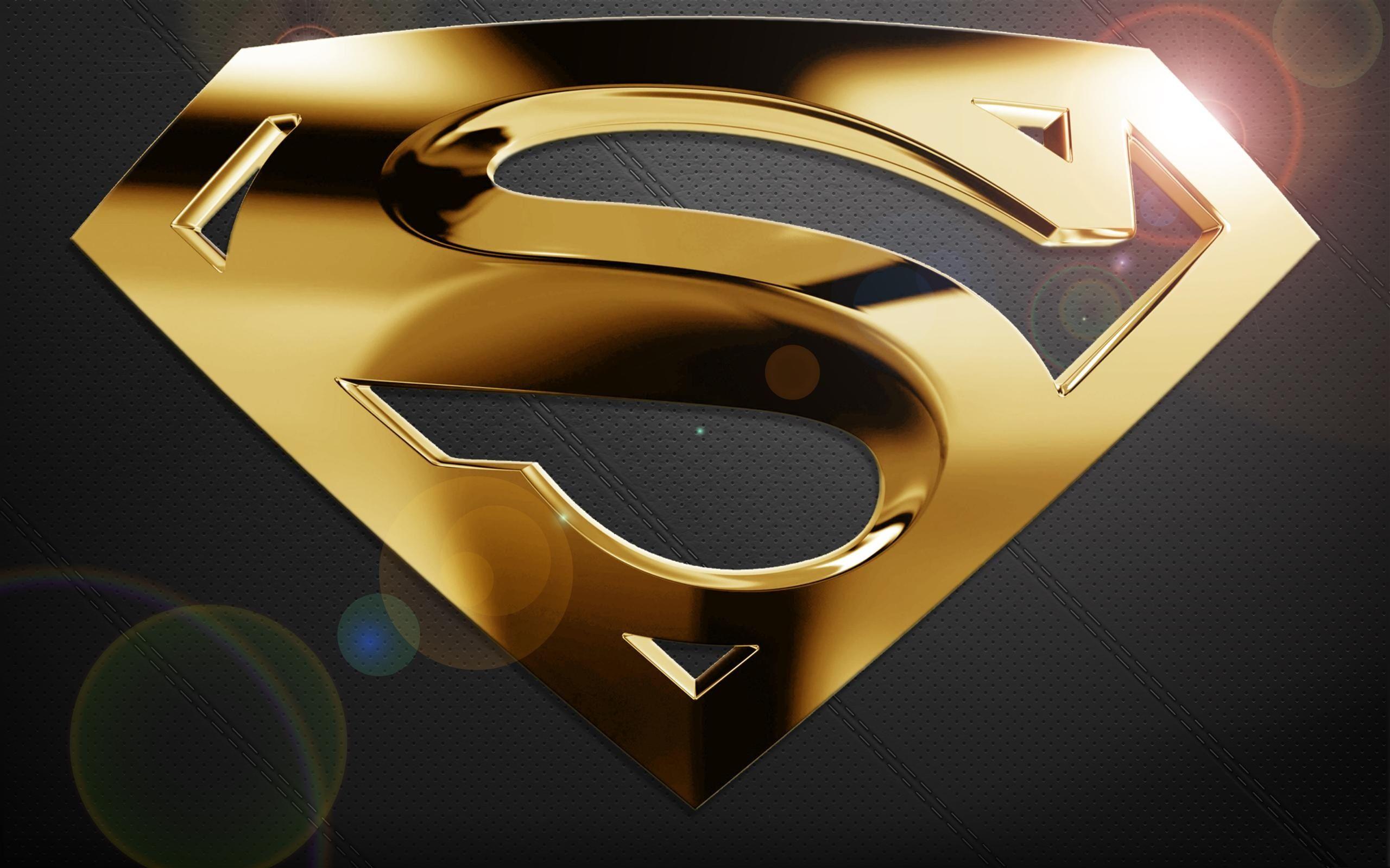 Superman Logo Desktop Hd Hd 1080p Jpg 2560 1599 Superman Fondos De Pantalla Logo Superman Fondos De Pantalla