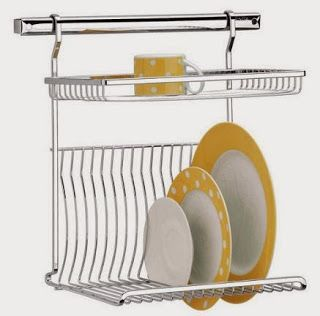 Escorredor de pratos na parede: Liberando a bancada!! Pesquisa de mercado Arquitrecos