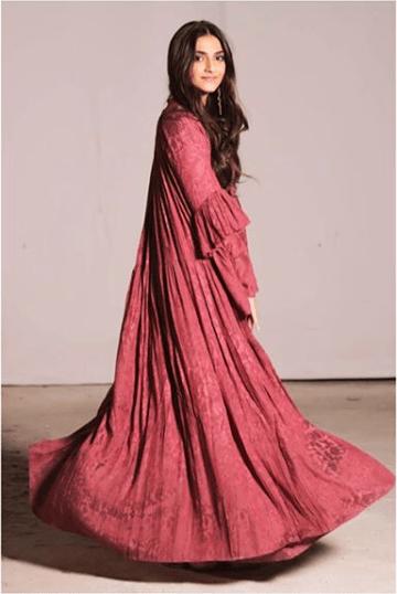 The Best Veere Di Wedding Celebrity Lehengas | Sonam ...