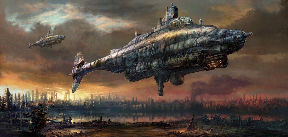 33++ Steampunk war information