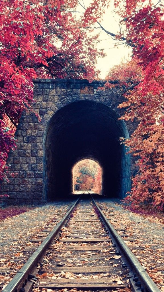 Tunnel HD Wallpapers Background Images Wallpaper