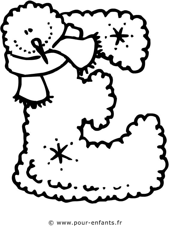La lettre e lettres de l 39 alphabet monogrammed things alphabet coloring alphabet coloring - Dessin lettres alphabet ...