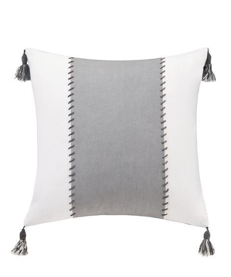 Dotkat 40 Square Decorative Pillow Echo Design Vickery House Delectable Echo Decorative Pillows
