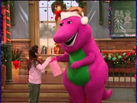 Barney Very Merry Christmas Barney Christmas Barney Friends Very Merry Christmas