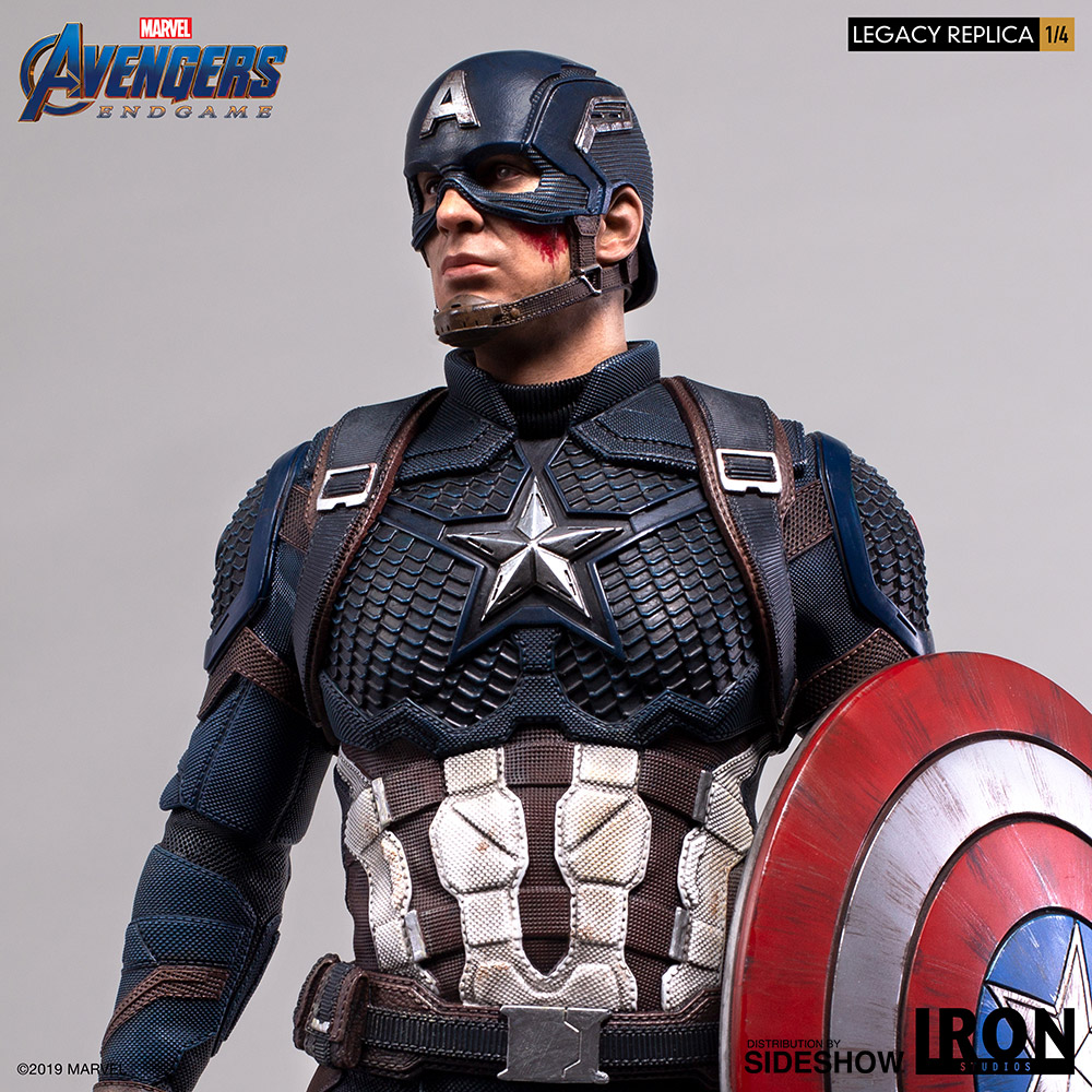 Pin By Lovecitycosplay On Marvel Cinematic Universe Captain America Statue Captain America Captain America Cosplay