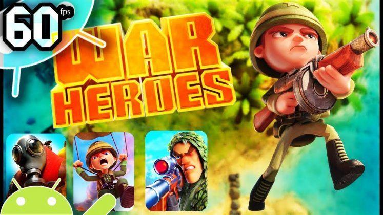 War Heroes Game - Space Defense