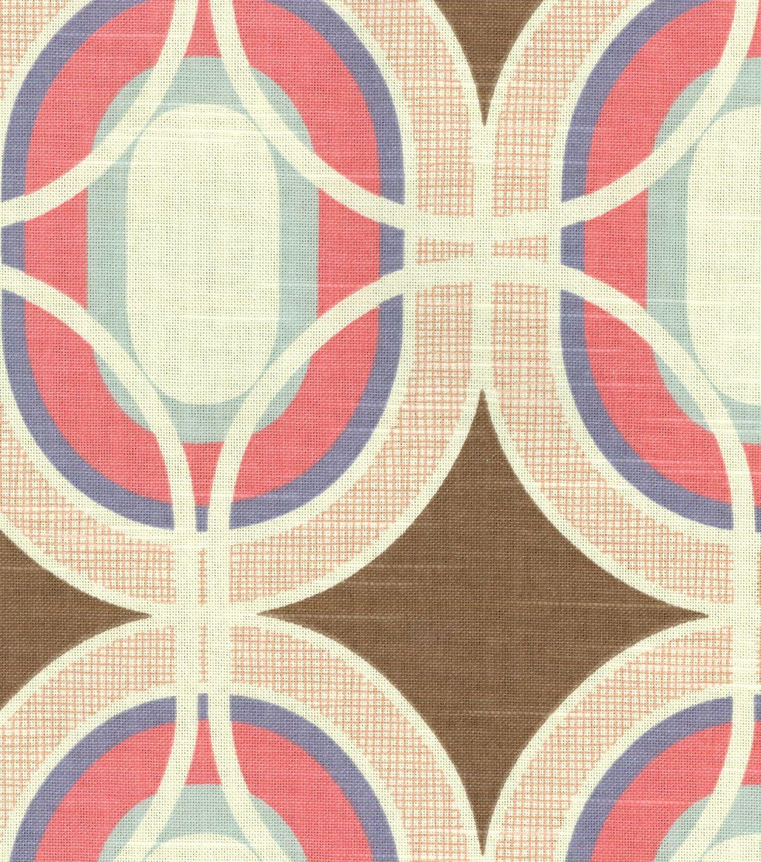 Home Decor Print Fabric- HGTV Home Spin-off Quartz
