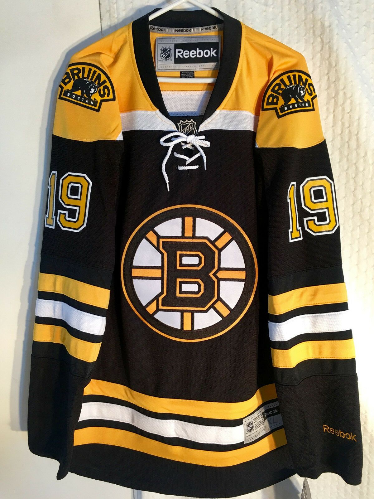 premium selection 49008 a5c4d Details about Reebok Premier NHL Jersey Boston Bruins Tyler ...