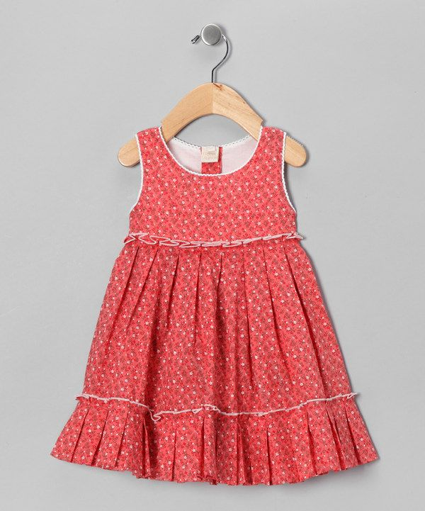 Cinnamon Swing Dress - Infant & Toddler on zulily today!