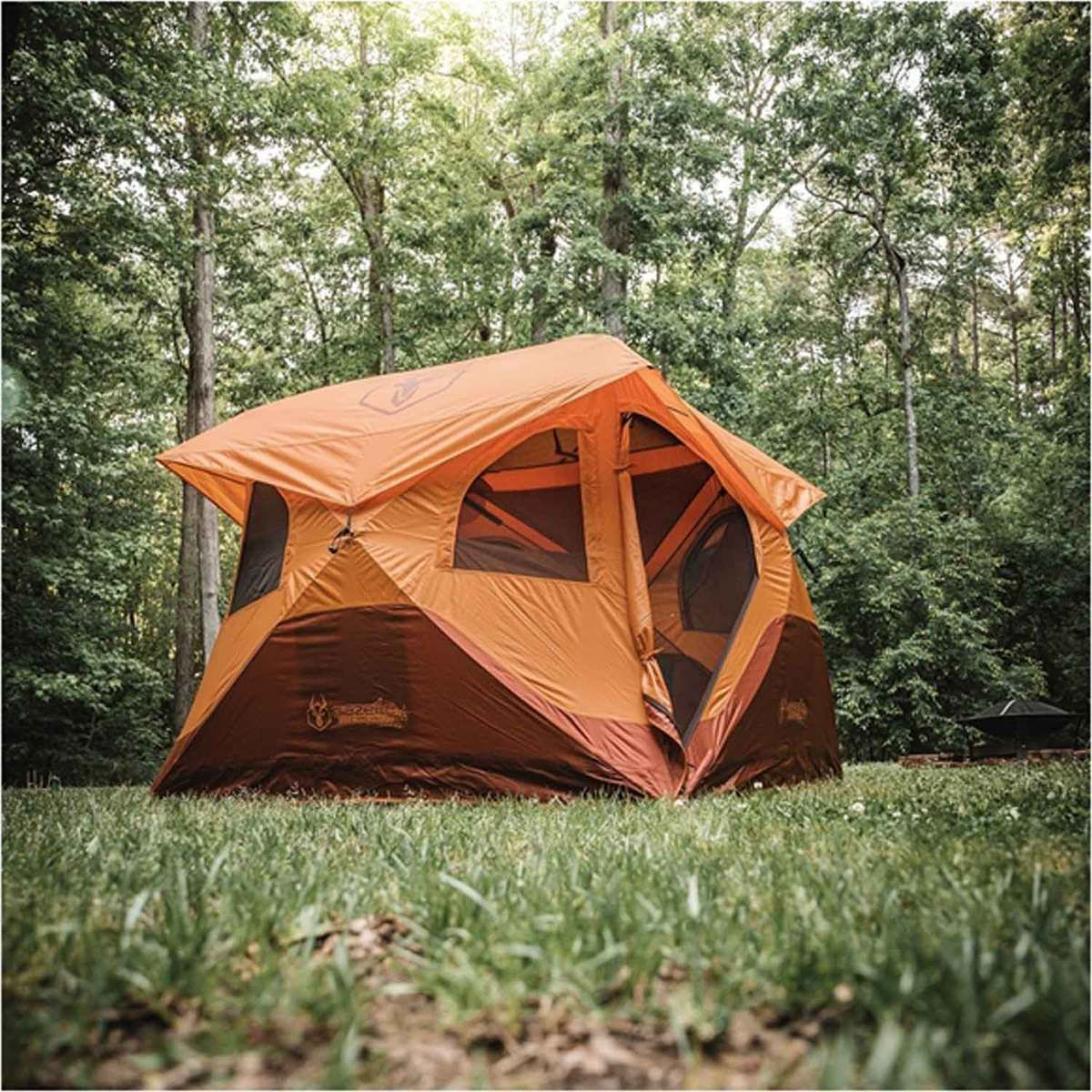 Gazelle T4 Overland 4 Person Camping Tent In 2021 4 Person Camping Tent Tent Bell Tent