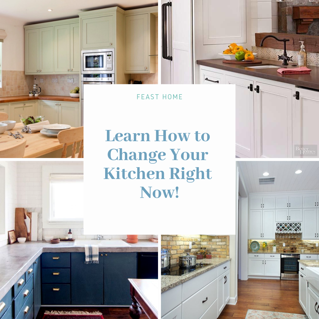 Learn How to Change Your Kitchen Right Now!  Kitchen design
