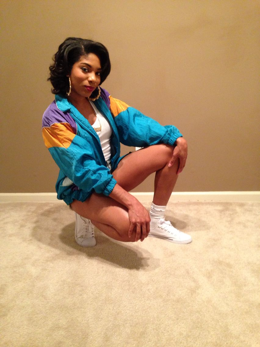 What To Wear To A 90s Hip Hop Party : party, Fashion.