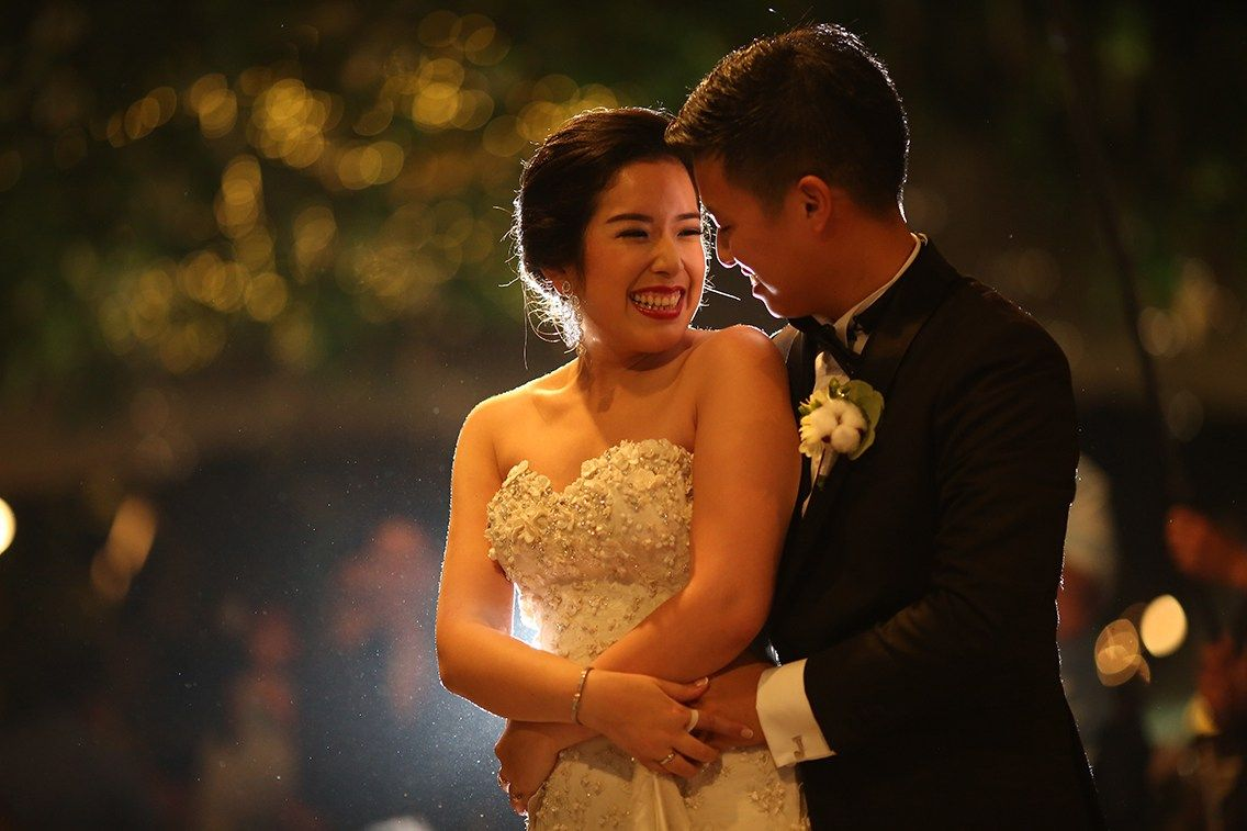 Pernikahan Rena dan Jeffry di Ayana Resort Bali
