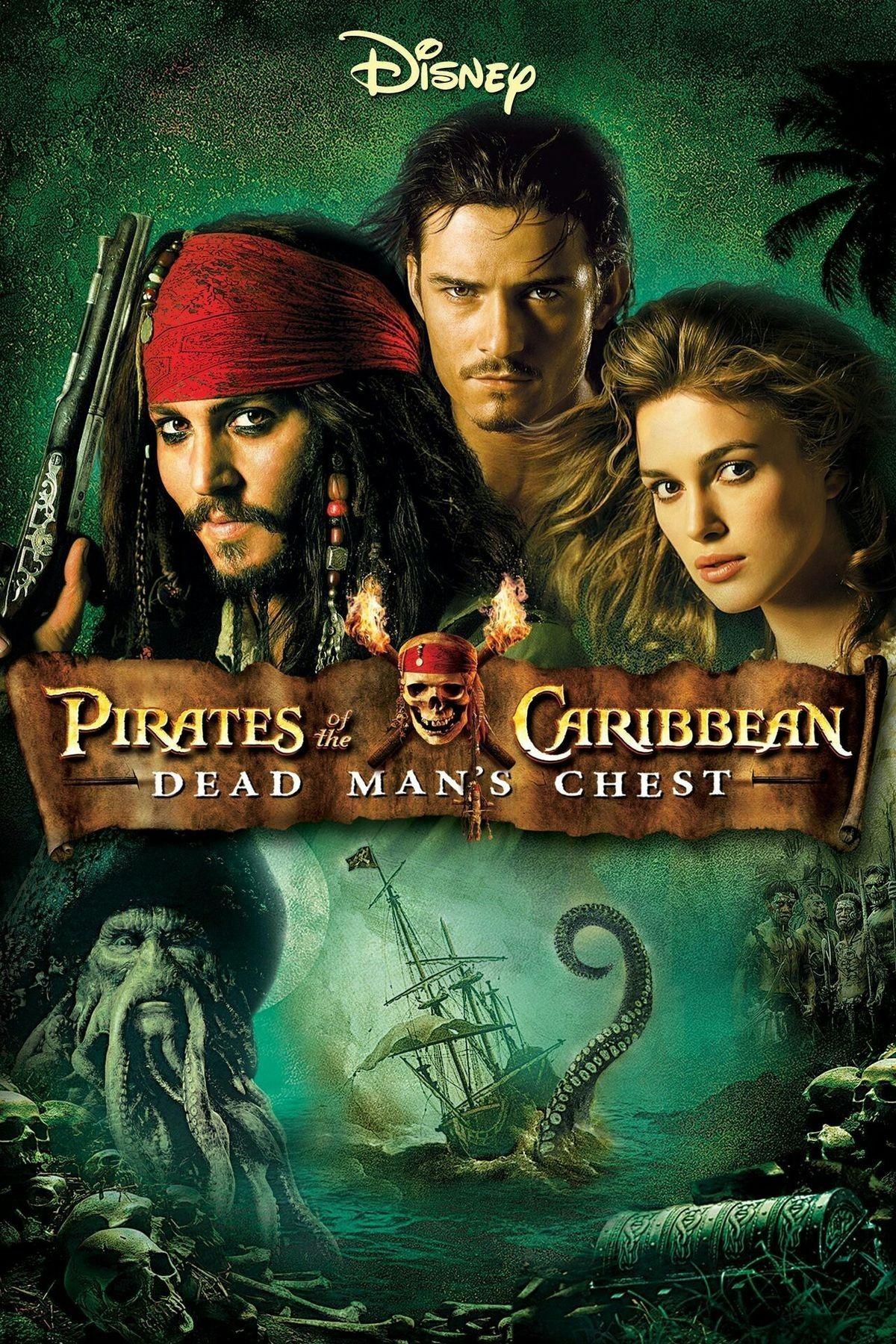 Pin De Fernando Denmark En Cine Piratas Del Caribe Piratas Del Caribe 2 Peliculas Completas