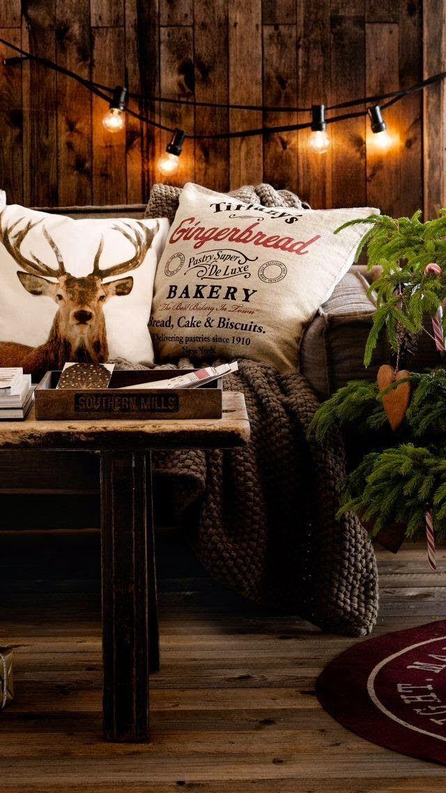 Einrichtung Ideen IKEA einrichten Deko dekorieren Winter