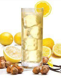 Lovers Lemonade:   1 oz. Frangelico   1 oz. SKYY Infusions Ginger Vodka