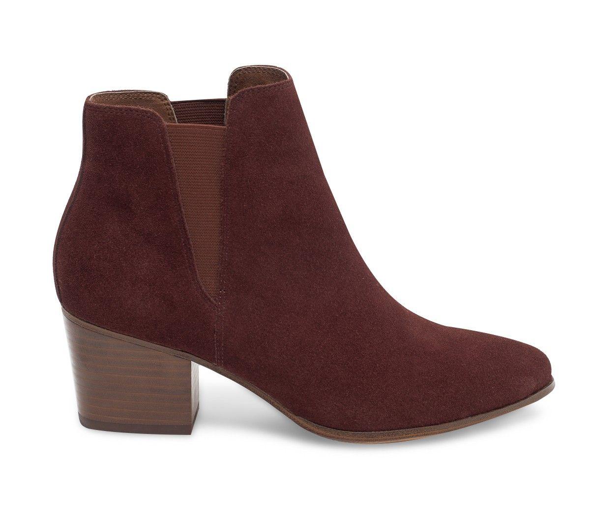 marronShoesSemelle talon marronShoesSemelle cuir cuir Boots élastiqué élastiqué Boots talon 8yvwOm0NnP