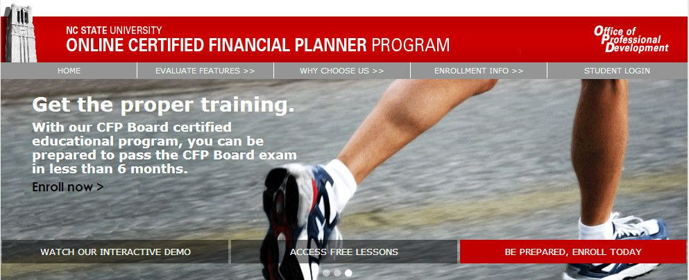 Through The Financial Planning Program Offered At The Httpncsu