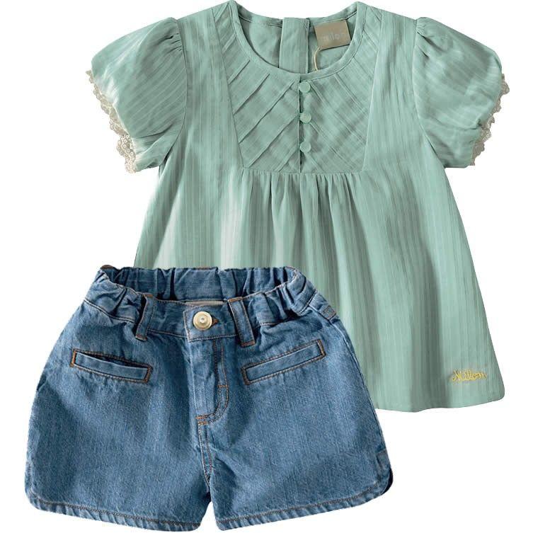 cc690f14600f18 JEANS PARA MENINAS DE 1 A 6 ANOS - Pesquisa Google | ropa niñas ...