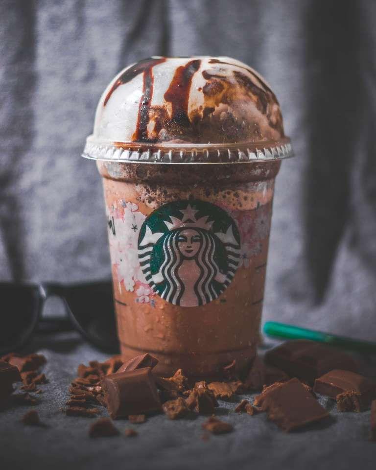 Starbucks Copycat Mocha Latte Keto (With Images)