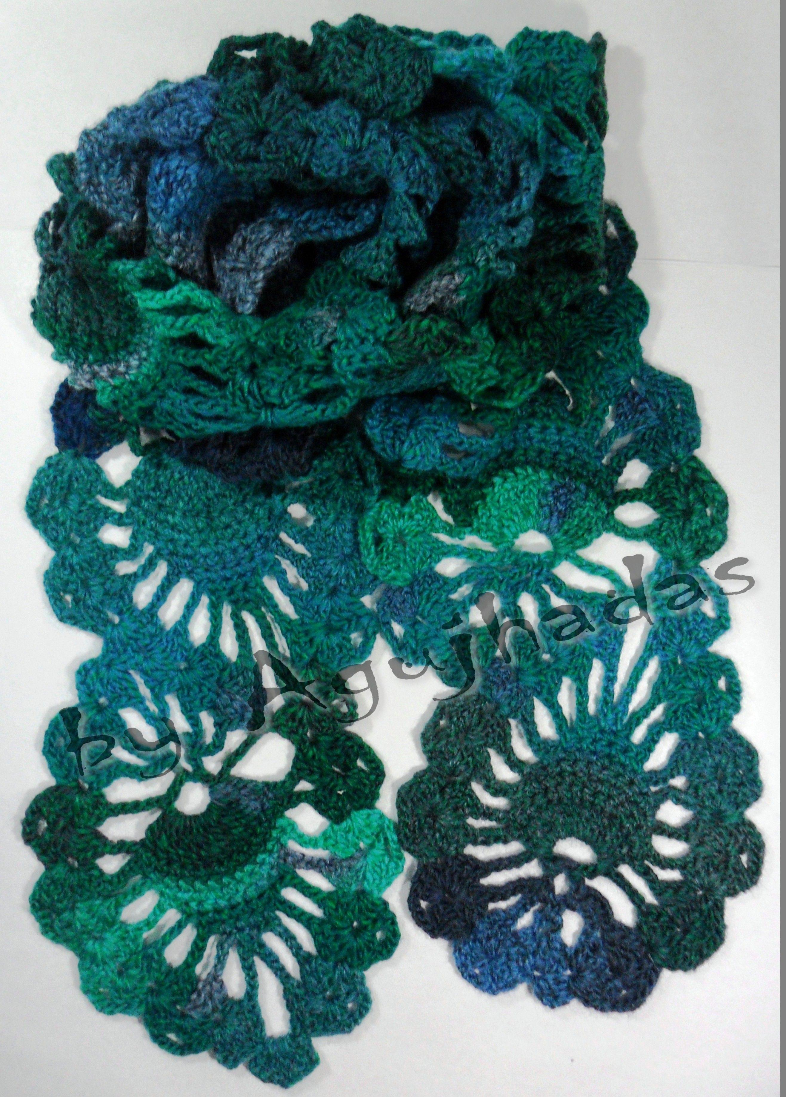 Contemporáneo Starbella Patrones De Hilo Crochet Fotos - Manta de ...