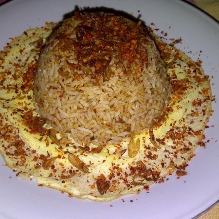 Nasi Goreng Tuna Masakan Makanan Resep Masakan