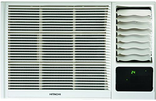 Hitachi 1 5 Ton 3 Star Window Ac Raw318kxdai White Air Conditioner Prices Hitachi Windows