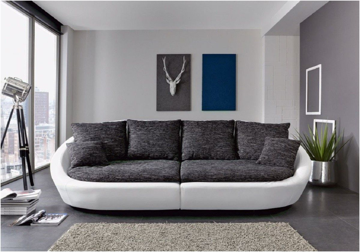 Fantastisch Wohnzimmer Couch Leder | Big sofas, Sofa ...