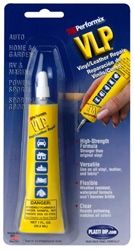 VLP is a clear, high strength leather and vinyl repair. mend small ...