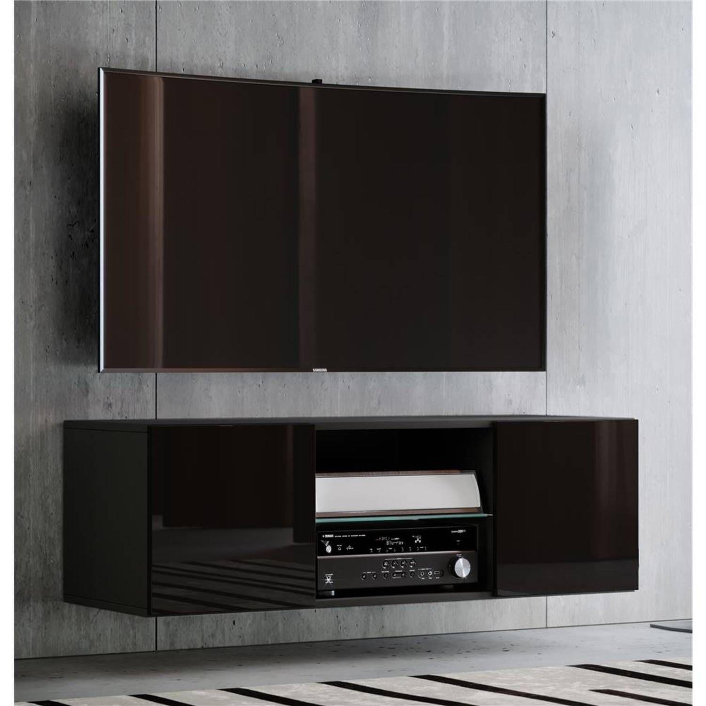 Versenkbarer Tv Schrank Tv Lowboard 250 Cm Fernsehtisch Weiss
