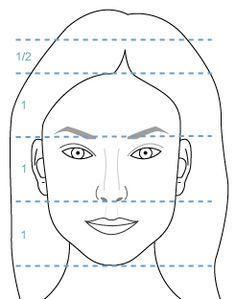 femme profil grille horizontale dessins esquisses en 2019 apprendre dessiner un visage. Black Bedroom Furniture Sets. Home Design Ideas