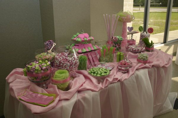 Diy Three Spring Bouquet Ideas Wedding Pinterest Candy Buffet