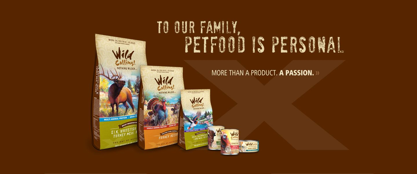 Nothing Wilder Wild Calling New Colorado Dog Food Company