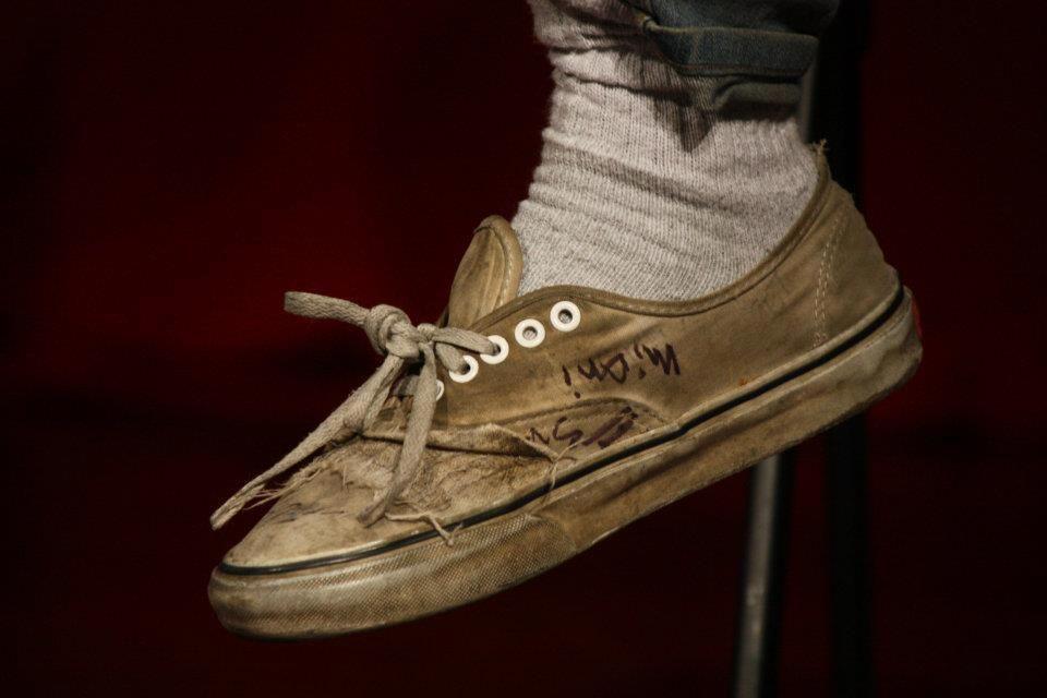 vans most comfortable shoes