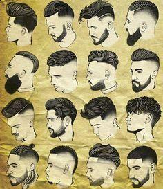Cortes de cabelo masculino para ousar!   Moda Para