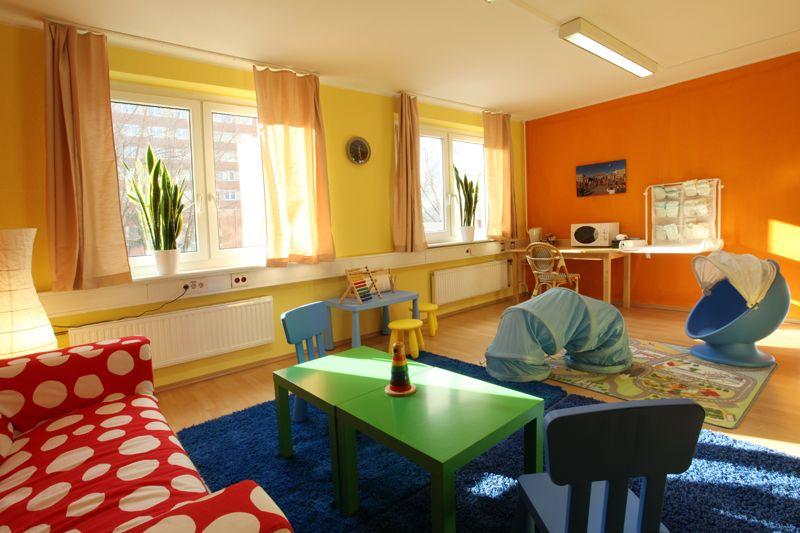 AO Berlin Mitte - Family Lounge