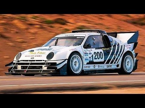 Best Of Pikes Peak Hillclimb Monsters Modern Era