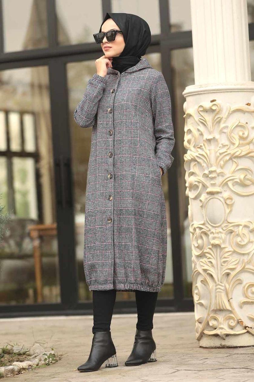 Neva Style Neva Style Fume Tesettur Kap 55070fu Tesetturisland Com Tesettur Tunik Mo In 2020 Fashionista Clothes Muslim Women Fashion Muslimah Fashion Outfits