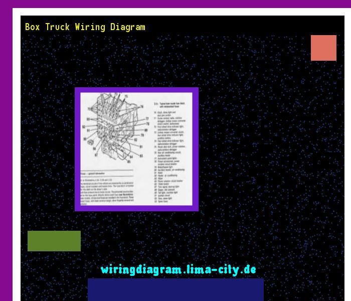 Box Truck Wiring Diagram 174443 Amazing Rhpinterest: Box Truck Wiring Diagram At Elf-jo.com