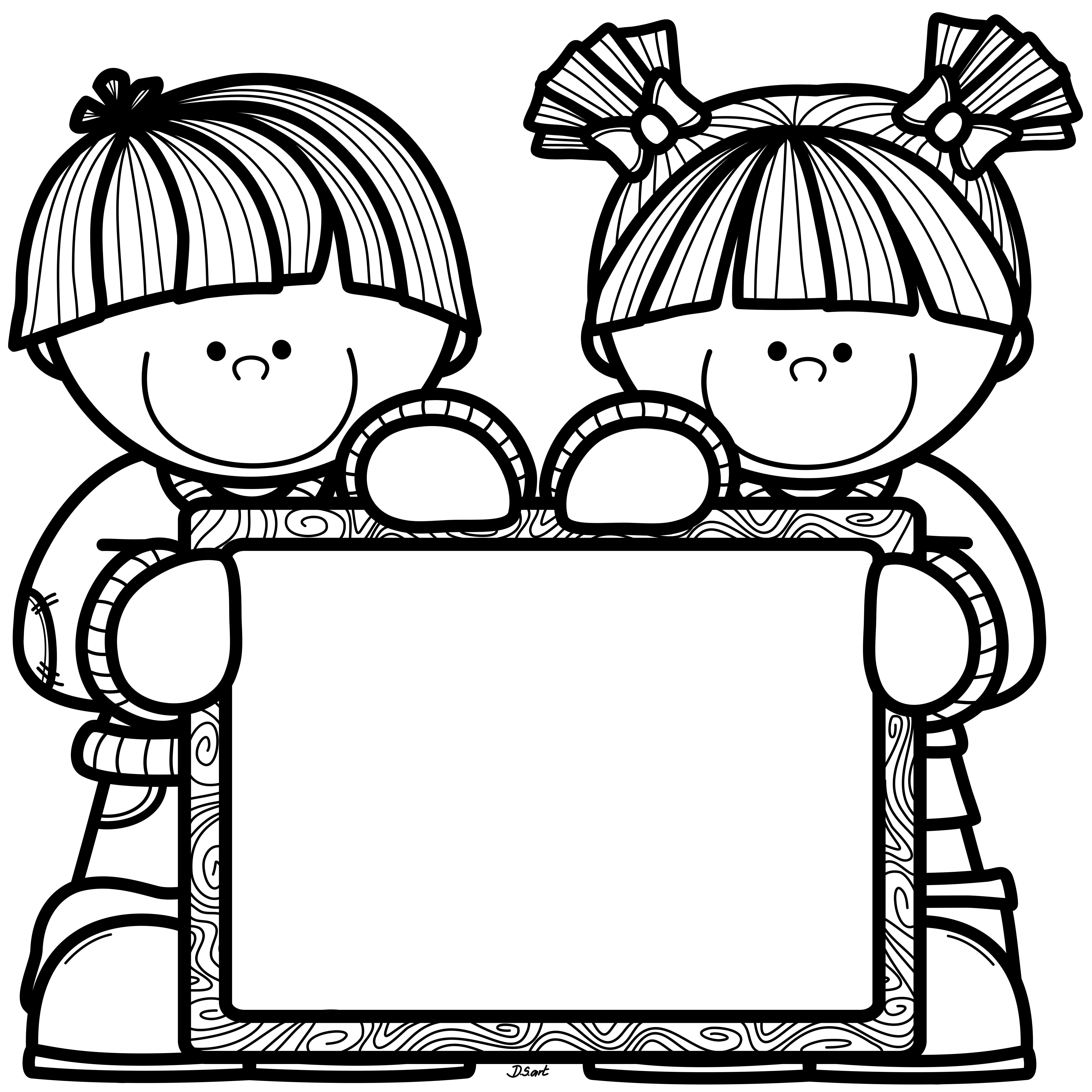 ✿* CREALO TU *✿* | Melonheadz blanco y negro | Pinterest ...