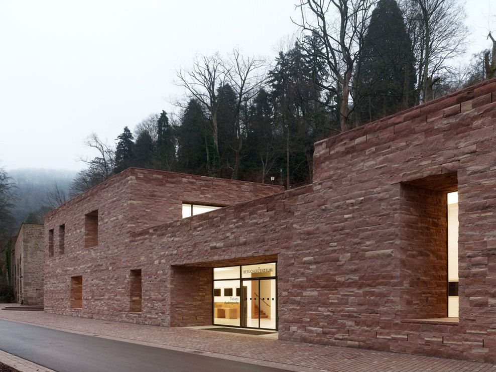 Architekt Heidelberg heidelberg germany heidelberg castle visitor centre besucherzentrum